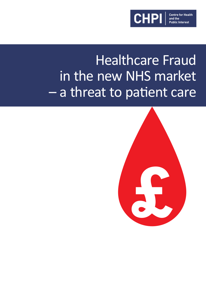 motivators of fraud in health care essay Healthcare fraud essays,  an overwhelming number of the fifty-six fbi field offices rate health care fraud as their number one white collar crime problem.