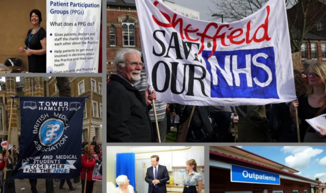 Democratic engagement in the local NHS