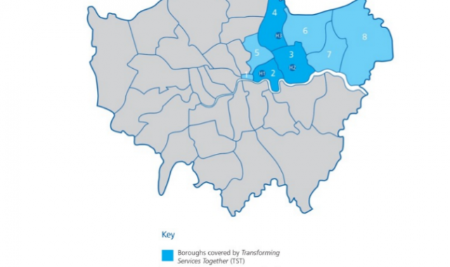 'Transforming Services Together': what does East London's plan for health services imply for East Londoners?