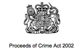 Ian Paterson and the confiscation of the proceeds of crime